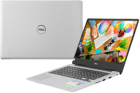 Laptop Dell Inspiron 14 5480 i5 8265U/4GB/1TB+128GB/2GB MX150/Office365/Win10 (X6C891)