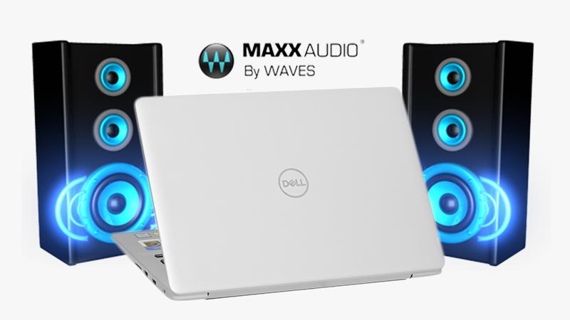 Laptop Dell Inspiron 5480 cung cấp cho bạn trải nghiệm âm thanh sống động