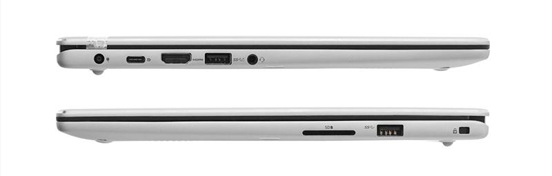 Laptop Dell Inspiron 7370 i7 (7D61Y3) cho khả năng kết nối dễ dàng