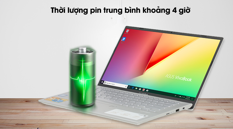 Pin Asus VivoBook A412FA
