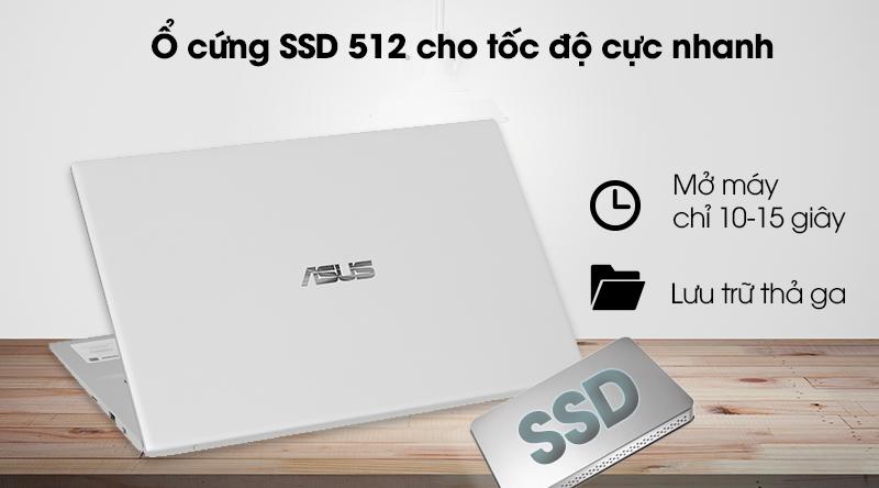 SSD Asus VivoBook A412FA