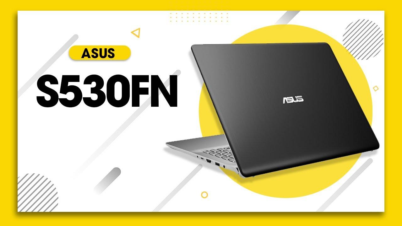 Asus VivoBook S530FN i5 8265U (BQ128T)