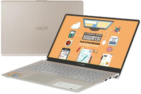 Laptop Asus VivoBook S530FN i5 8265U/4GB/1TB/2GB MX150/Win10 (BQ128T)