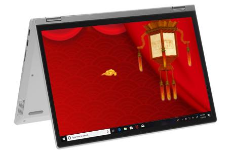 Laptop Lenovo ideapad C340 14IWL i5 8265U/8GB/256GB/Touch/Win10 (81N4003TVN)