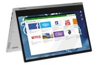 Lenovo Ideapad C340 14IWL i5 8265U/8GB/256GB/Touch/Win10 (81N4003TVN)