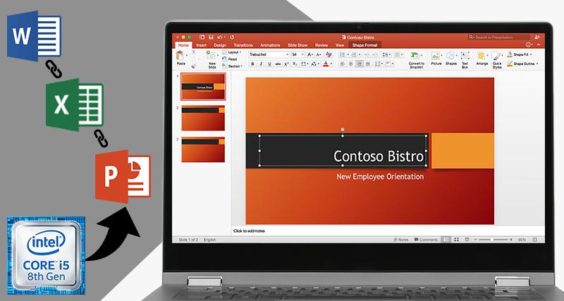 Laptop Lenovo ideapad C340 chạy tốt Photoshop, AI,...