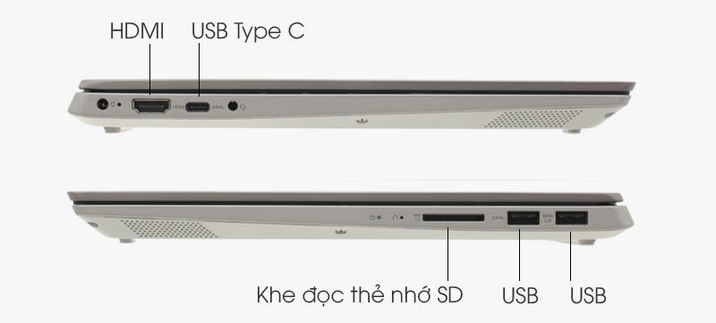 Laptop Lenovo Ideapad S340  giúp kết nối các thiết bị đơn giản và nhanh gấp 10 lần