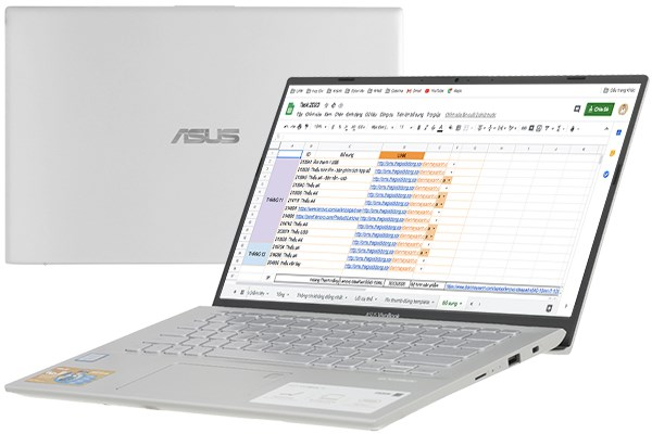 Laptop Asus VivoBook A412FA i3 8145U/4GB/512GB/Win10 (EK342T)