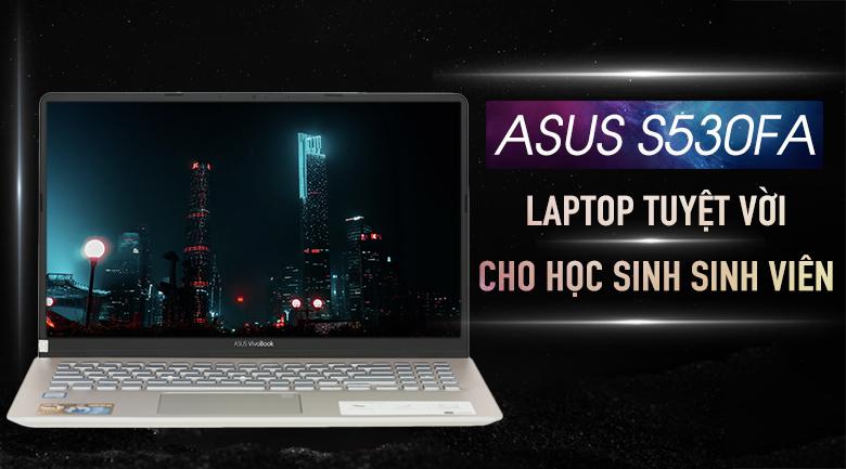Asus VivoBook S530FA i3 8145U (BQ185T)