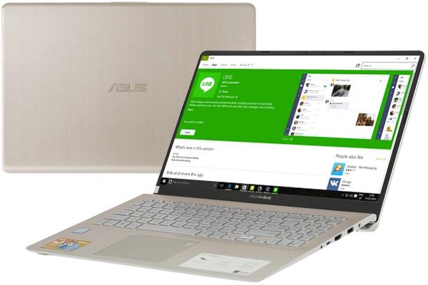 Laptop Asus VivoBook S530FA i3 8145U/4GB/1TB/Win10 (BQ185T)
