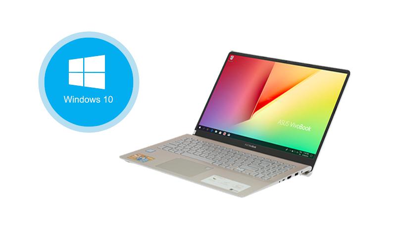 ASUS VivoBook S15 S530FA-BQ185T có sẵn Windows 10 Home
