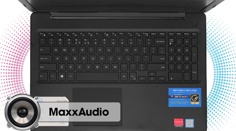 Dell Vostro 3580 âm thanh sống động