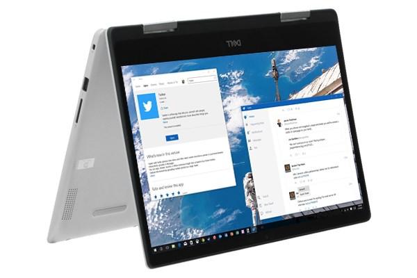 Laptop Dell Inspiron 5482 i5 8265U/8GB/256GB/2GB MX130/Touch/Win10 (C4TI5017W)