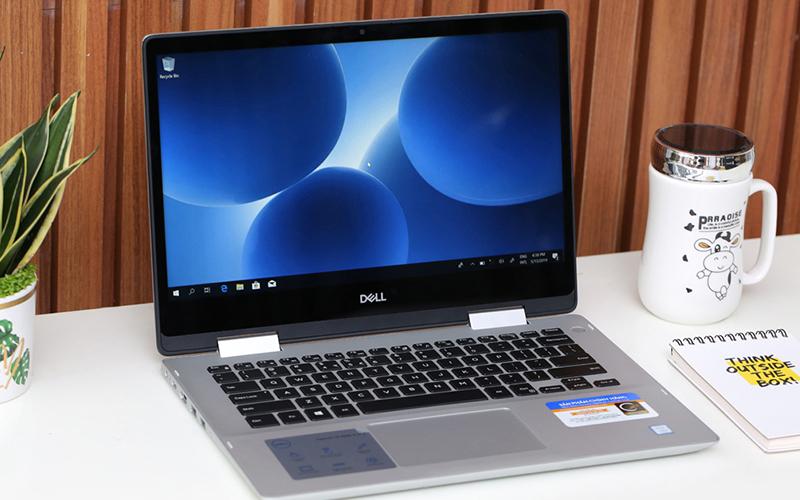 Laptop Dell Inspiron 5482 i7 trang nhã, trẻ trung