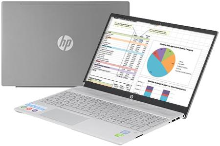 HP Pavilion 15 cs2057TX i5 8265U/4GB/1TB/ MX130/Win10 (6YZ20PA)