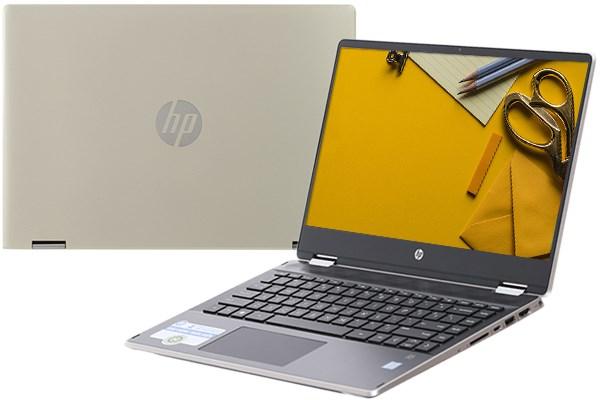 Laptop HP Pavilion x360 dh0103TU i3 8145U/4GB/1TB/Touch/Win10 (6ZF24PA)