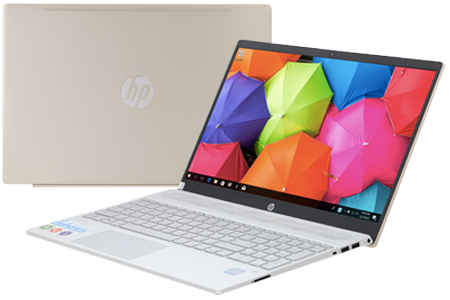Laptop HP Pavilion 15 cs2034TU i5 8265U/4GB/1TB/Win10 (6YZ06PA)