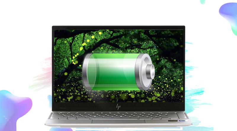 HP Envy 13 aq0027TU pin khủng