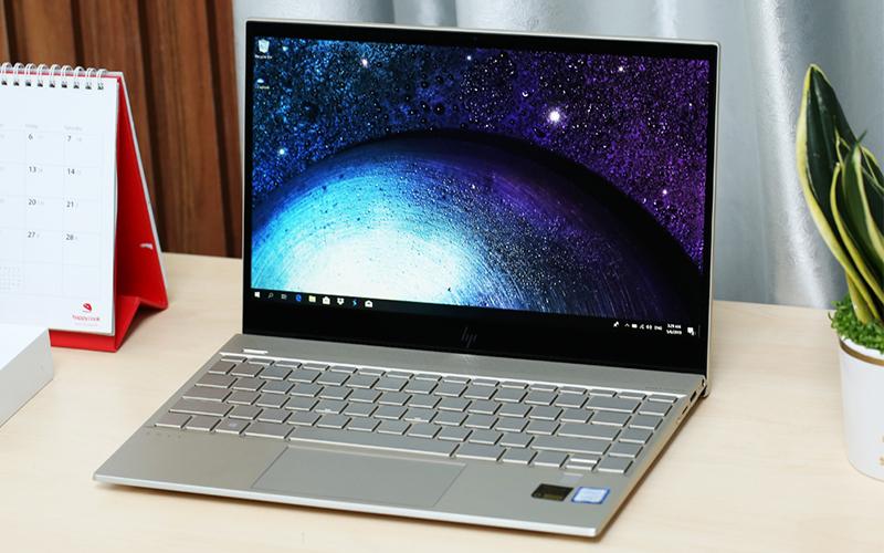 HP Envy 13 aq0027TU thiết kế cuốn hút