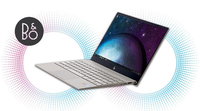 HP Envy 13 aq0027TU công nghệ âm thanh B&O
