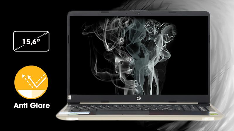 Laptop HP 15s du0040TX xuất ra những hình ảnh rõ nét và sống động