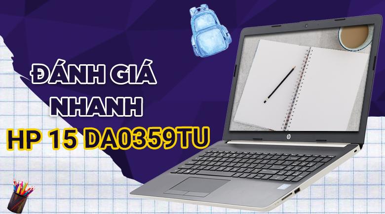 HP 15 da0359TU N4417 (6KD00PA)