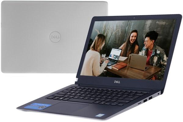 Laptop Dell Vostro 5370 i5 8250U/4GB/256GB/Office365/Win10 (7M6D51)