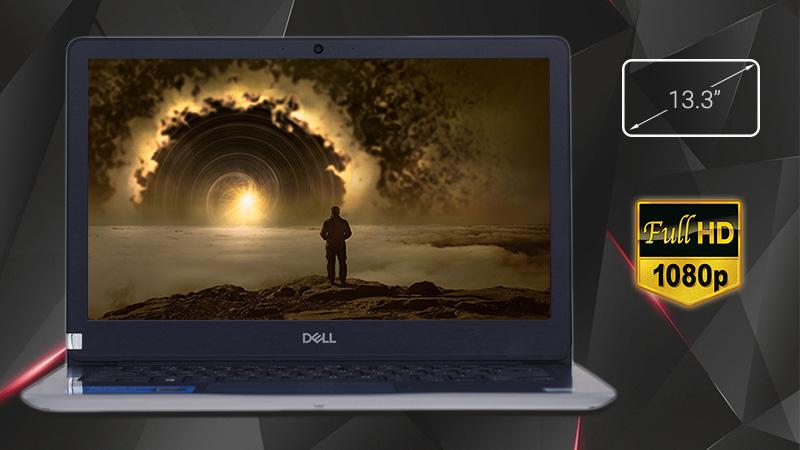 Laptop Dell Vostro 13 5370 cho ra những hình ảnh rõ ràng, mọi chuyển động vô cùng mượt mà và sinh động.