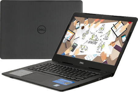 Laptop Dell Vostro 3480 i3 8145U/4GB/1TB/Win10 (70187706)