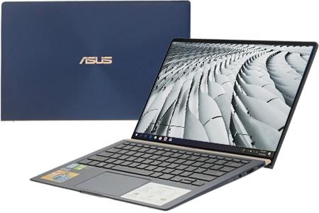 Laptop Asus ZenBook 14 UX433FN i5 8265U/8GB/512GB/2GB MX150/Win10 (A6125T)