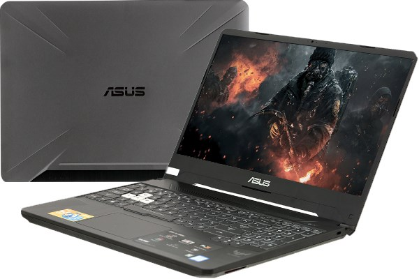 Laptop Asus Gaming FX505GE i5 8300H/8GB/1TB/4GB GTX1050Ti/Win10 (BQ052T)