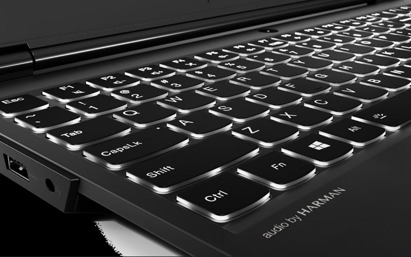 Đèn nền trên laptop Lenovo Legion Y530 15