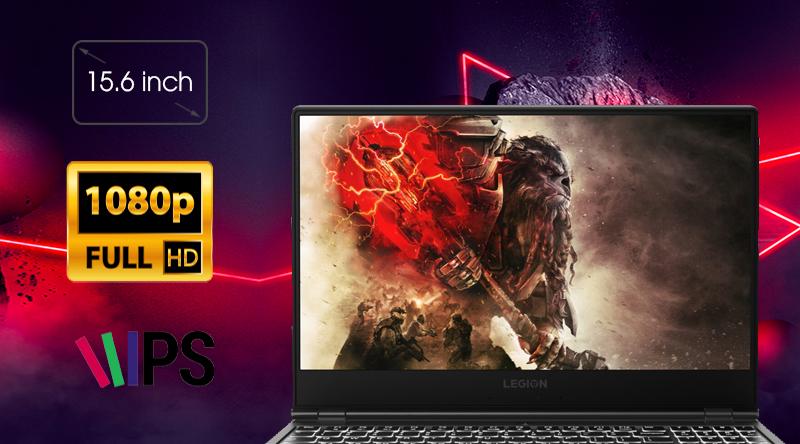 Lenovo Legion Y530 15 màn hình độ phân giải Full HD
