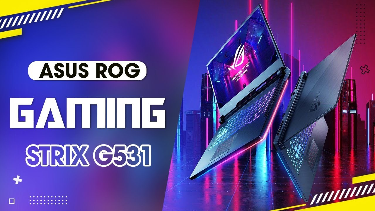 Asus Gaming ROG Strix G531G i7 9750H/120Hz (AL017T)