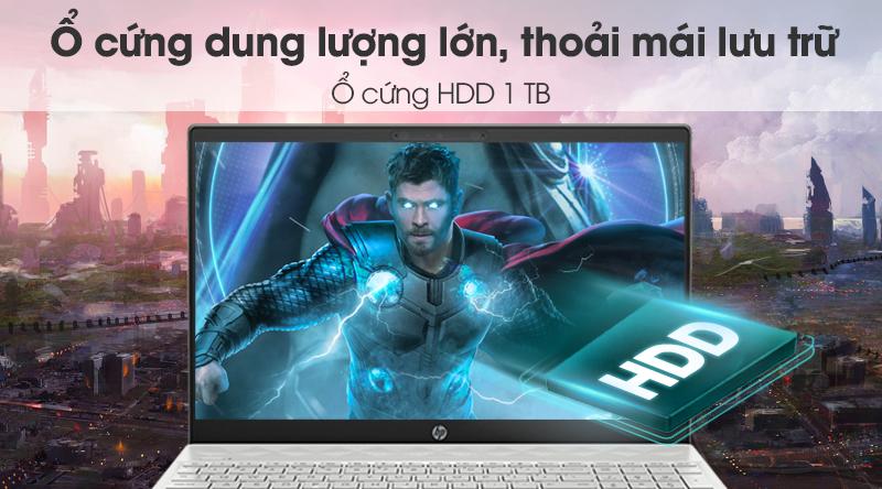 Laptop HP Palivion 15 i3 6YZ03PA Trả góp 0%, tặng chuột, tai nghe 08
