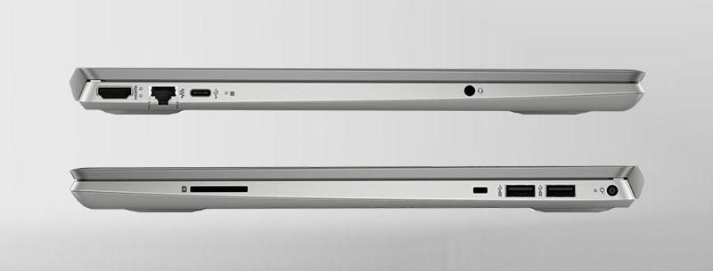 Kết nối và trao đổi thông tin tiện dụng cùng laptop HP Pavilion 15 cs2031TU