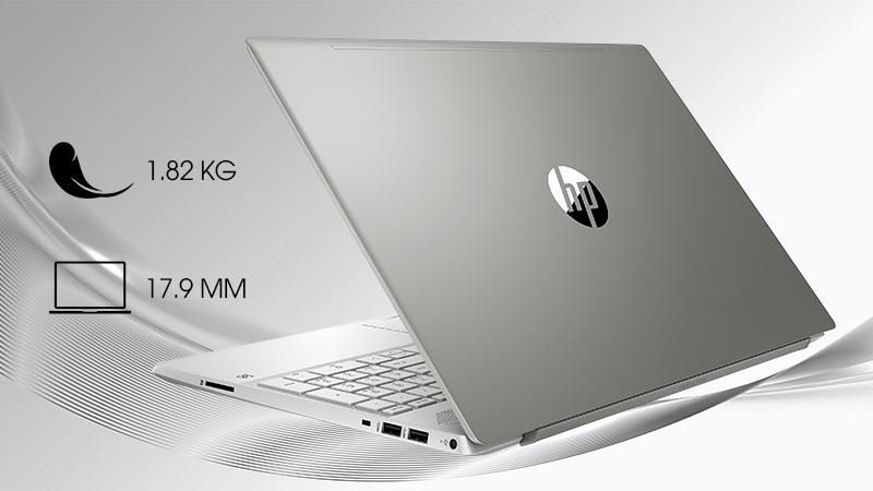 Laptop HP Pavilion 15 cs2056TX mỏng nhẹ, sang trọng