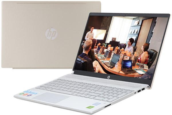Laptop HP Pavilion 15 cs2056TX i5 8265U/4GB/1TB/2GB MX130/Win10 (6YZ11PA)