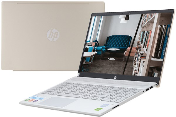 Laptop HP Pavilion 15 cs055TX i5 8265U/4GB/1TB+128GB/2GB MX130/Win10 (6ZF22PA)