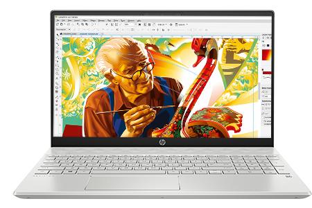 HP Palivion 15 cs2059TX i7 8565U/8GB/256GB/MX250/Win10 (6YZ07PA)