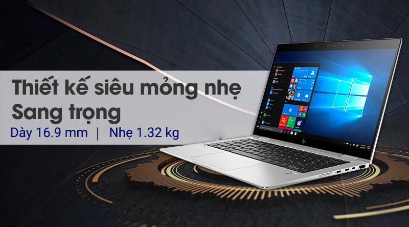 HP EliteBook X360 14 i7 8550U (5XD05PA)
