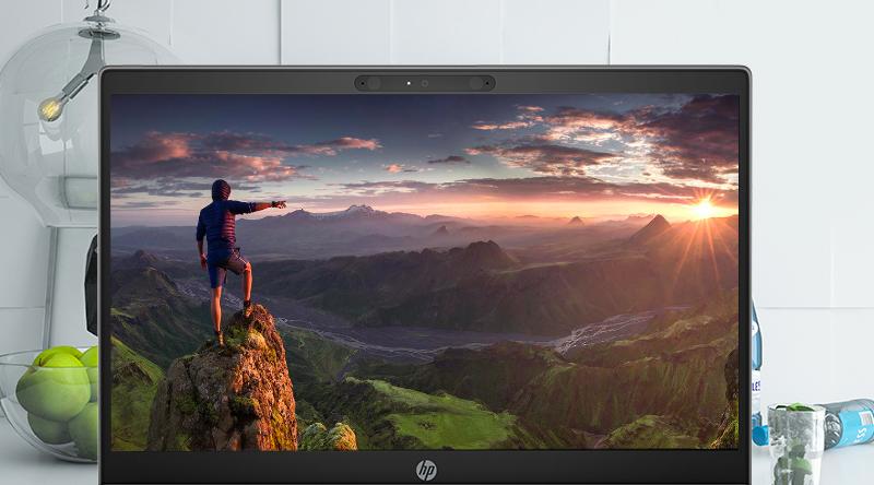 Màn hình 14 inch Full HD trên laptop HP Pavilion 14 ce2039TU