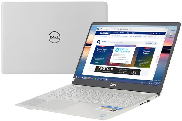 Laptop Dell Inspiron 15 5584 i5 8265U/8GB/2TB/2GB MX130/Win10 (N5I5353W)