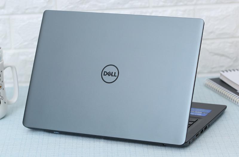 Laptop Dell Vostro 5481 V4I5229W  được gia công bằng lớp nhựa cứng cáp