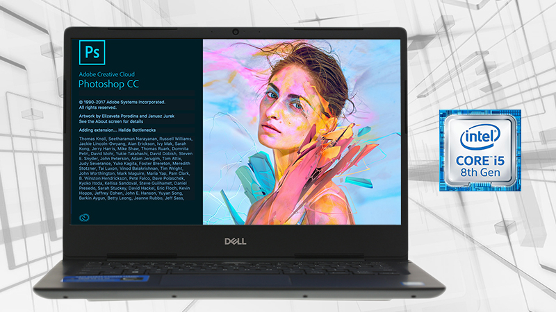 Laptop Dell Vostro 5481 V4I5229W chơi game nhẹ nhàng