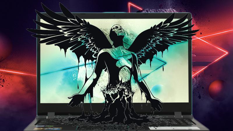 Laptop ASUS Rog F560UD (BQ400T) mang đến trải nghiệm hình ảnh đắm chìm