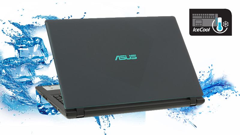 Asus Rog F560UD Có công nghệ tản nhiệt