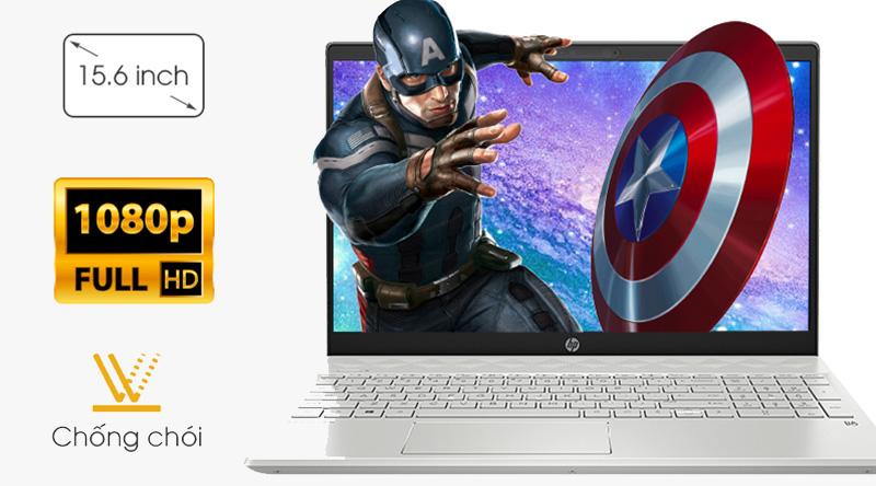 Màn hình laptop HP Pavilion 15 cs2057TX i5 (6YZ20PA)