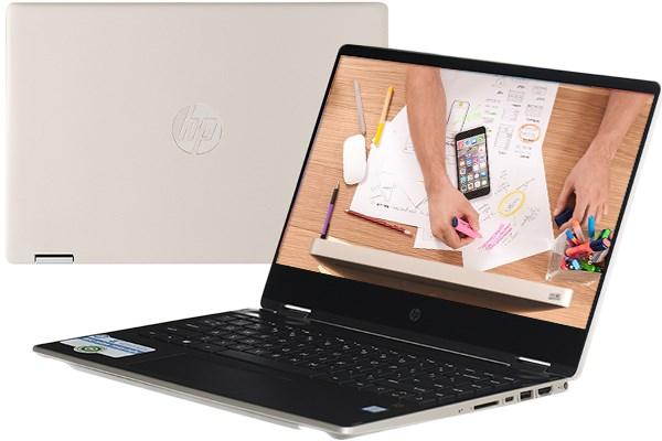 Laptop HP Palivion X360 14 dh0104TU i5 8265U/4GB/1TB/Win10 (6ZF32PA)