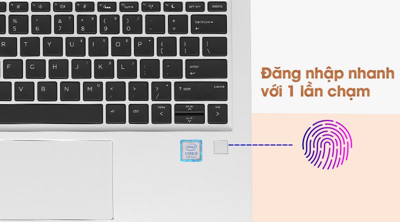Laptop HP Probook 430 G6 (5YM98PA) bảo mật an toàn